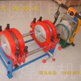 芜湖MPP非开挖专用高压电力电缆护套管焊接热熔机