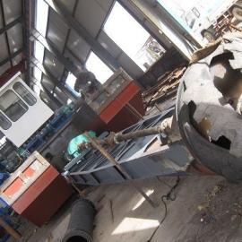 温州14寸机械绞吸式清淤船
