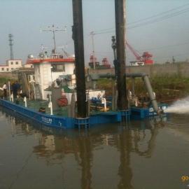 港口18寸全液压绞吸式清淤船