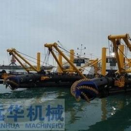 大型绞吸式清淤船