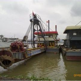 沿海专用绞吸式清淤船