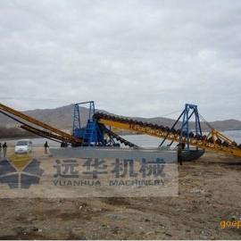 湖北链斗式挖沙船