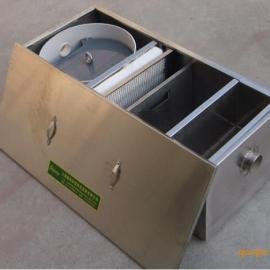 无动力玻璃钢隔油池