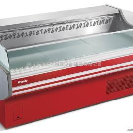 供应江门超市鲜肉柜/猪肉展示柜价格/猪肉冷藏冰柜厂家热销电话