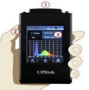 照明光谱分析仪 光谱仪