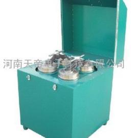 河南天帝密封式振动磨样机,振磨机,煤炭化验室磨样机