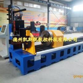 方管矩形管椭圆管异型管材数控切割机价格