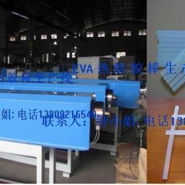 EVA热熔胶条设备
