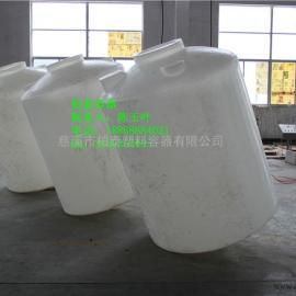 浙江2吨尖底PE圆塑料桶