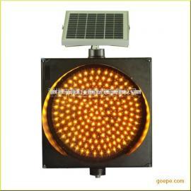 太阳能交通警示灯