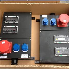防水防尘防腐动力检修插座箱,FXX三防检修电源箱