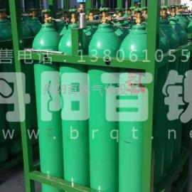 武汉16瓶组立式氢气钢瓶集装格13806105510