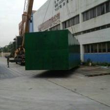 广州市皮革废水处理设备工程,东莞污水处理工艺