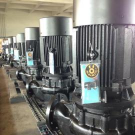 电泳线用泵 源立水泵GD100-19立式7.5KW水泵
