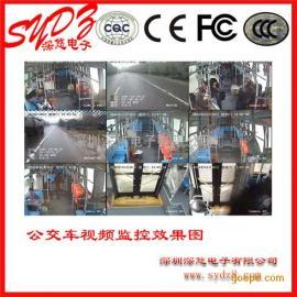 深悠电子供应车载高清h.264 SD卡4路视频录像机