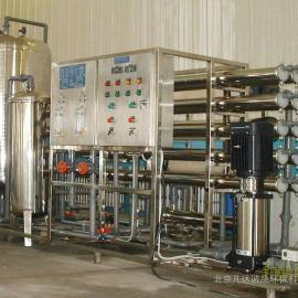 北京轻纺化工业高纯水设备/反渗透设备