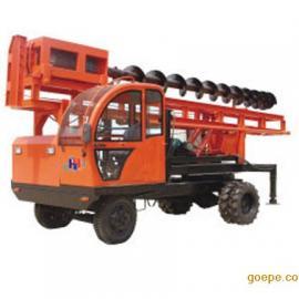 270度-6普通型轮式打桩机