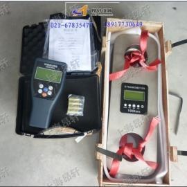 *权威100T数显式测力计材质、100吨手持仪器数显测力计供应