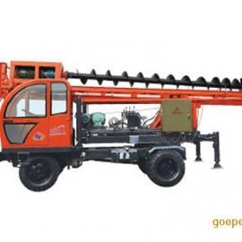 270度-6加强型轮式打桩机
