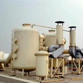 河池工业场所有机废气治理设备|工程