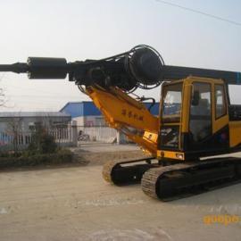 海誉小型旋挖钻机