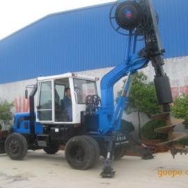 HR型小型旋挖钻机