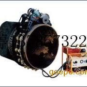 江成自爬式液压切管机DN200,切割多种管材。