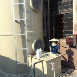 家具厂喷漆废气处理