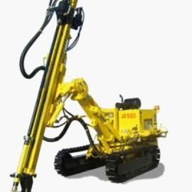 供应广元JK590(D)履带式液压潜孔钻机