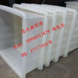 厂家直销食品级PE塑料箱 周转箱 塑料筐 原件箱