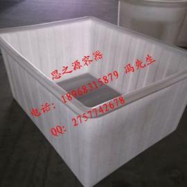 特价直销大型塑料水箱 塑胶水箱 红、白、蓝大号周转箱