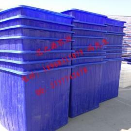 储水箱 塑料 大号收纳箱 水箱 养鱼箱 周转箱 储物箱加厚