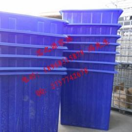 塑料箱,塑料周转箱,塑胶盆,PE方形塑料桶,塑胶零件盒