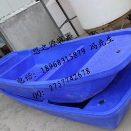 塑料鱼船 打渔船钓鱼船,观光船 渔业船具 双层