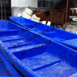 4米塑料船/4M捕鱼船/4M打渔船/4M塑料捕鱼打渔船