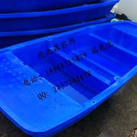 供应双层塑料渔船 滚塑一次成型渔船买塑料渔船找张天俊