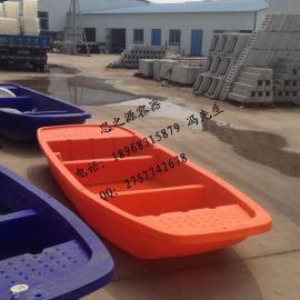 【厂家直供】湖中专用大型塑料船,塑料渔船,养殖船