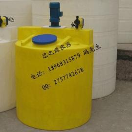pe加药箱容器/搅拌塑料桶