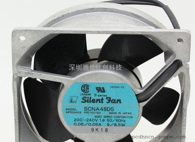 伺服SCNA48D5 200V/240V 12038风机