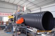 HDPE钢带缠绕管