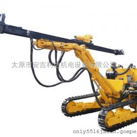 红五环HCM451履带式潜孔钻车
