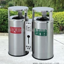 不锈钢垃圾桶MRS-172南京垃圾桶厂家