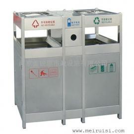 不锈钢垃圾桶MRS-99南京垃圾桶厂家