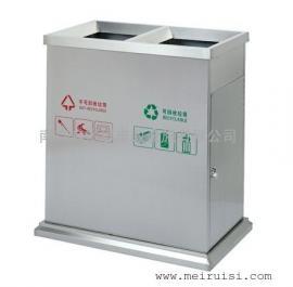 不锈钢垃圾桶MRS-101南京垃圾桶厂家