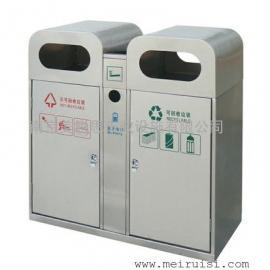 不锈钢垃圾桶MRS-102南京垃圾桶厂家
