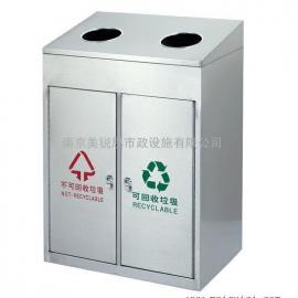 不锈钢垃圾桶MRS-104南京垃圾桶厂家