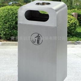 不锈钢垃圾桶MRS-24南京垃圾桶厂家