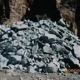 铁矿石坑口