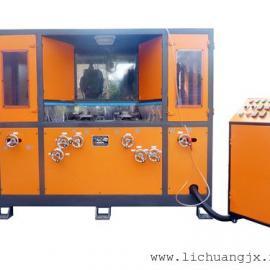 四组圆盘自动砂光机 抛光机生产厂家LC-ZP904-A