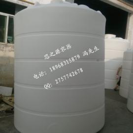 二十吨塑料储罐 20立方塑胶储罐 20T滚塑储罐厂